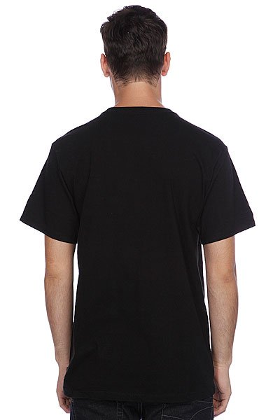 Футболка Huf Broke As Fuck Tee Black