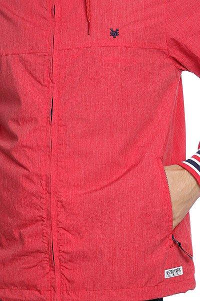 Куртка Zoo York Dundo Mineral Red
