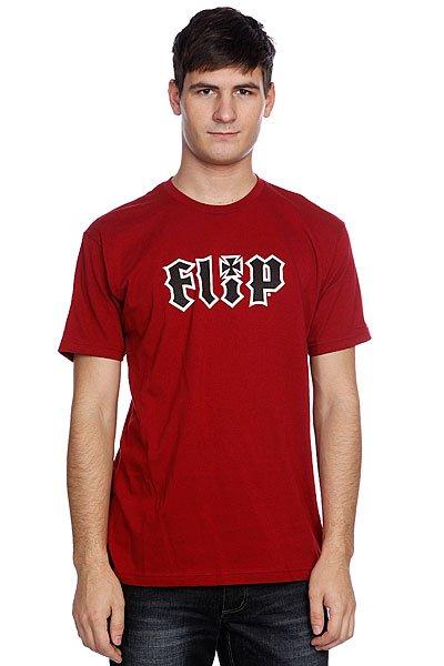 Футболка Flip Hkd Cardinal Red