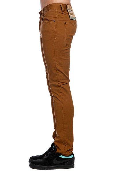 Штаны прямые Globe Goodstock Skinny Jean Camel