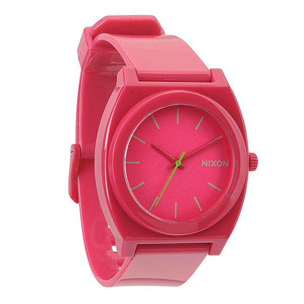 Часы Nixon Time Teller P Rubine