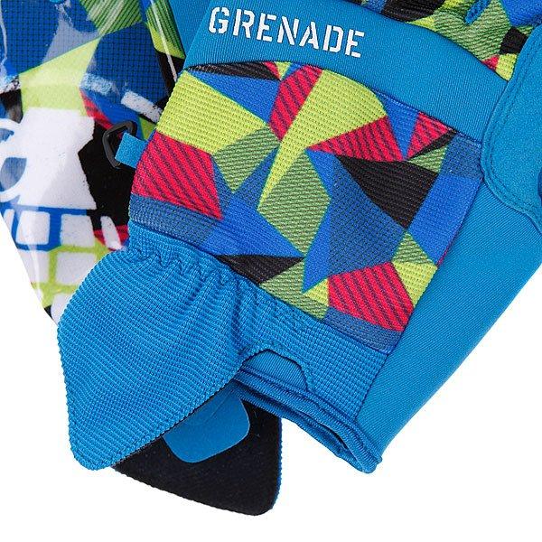 Перчатки сноубордические Grenade G.A.S. Matt Moore an Blue