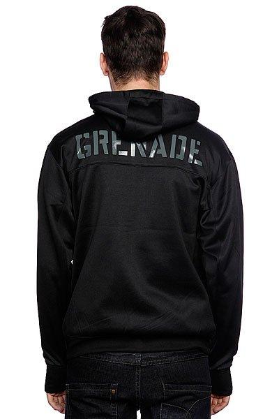 Толстовка Grenade Tech Hoodie Black