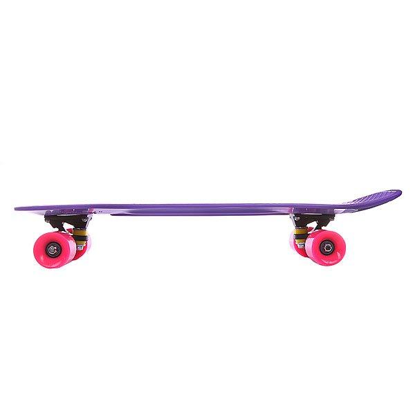 Скейт мини круизер Penny Nickel Purple 27 (68.6 см)