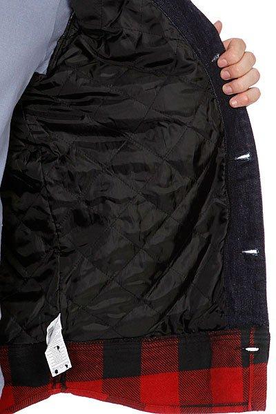 Куртка Volcom Lumber Jacket Indigo
