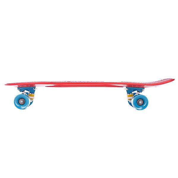 Скейт мини круизер Penny Nickel Red 27 (68.6 см)