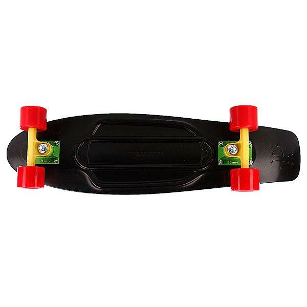 Скейт мини круизер Penny Nickel Rasta 27 (68.5 см)