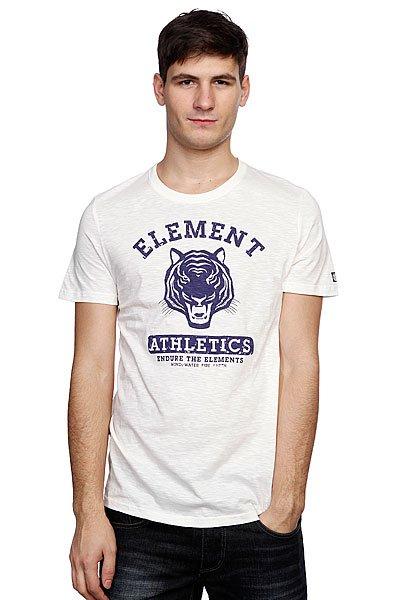 Футболка Element Tiger Ss F Off White