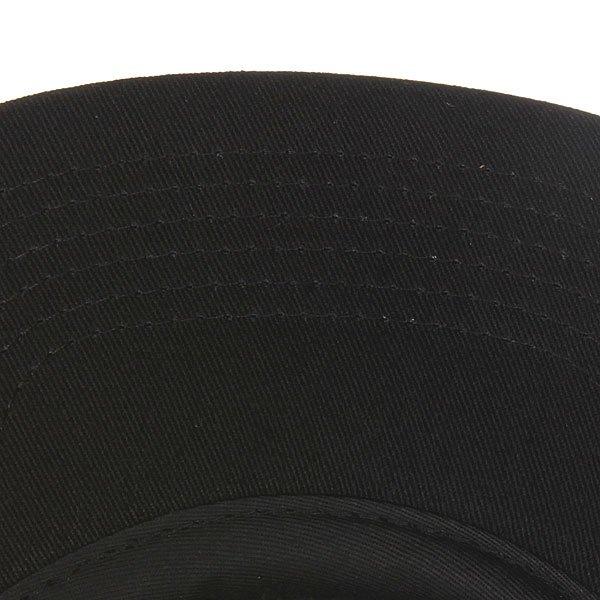 Бейсболка пятипанелька Diamond Paris 5 Panel Camp Hat Black