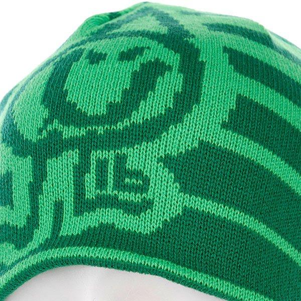 Шапка Lib Tech Turner Beanie Green - Подарок