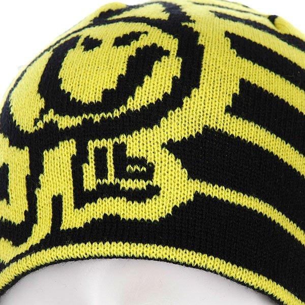 Шапка Lib Tech Turner Beanie Yellow - Подарок