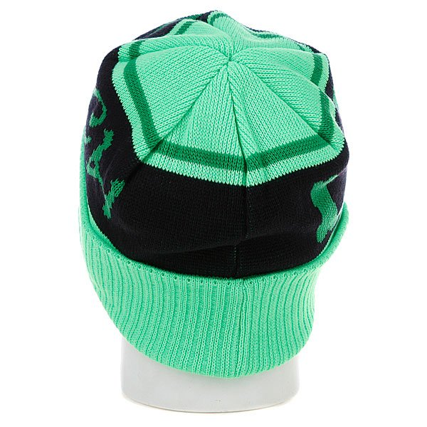 Шапка Lib Tech No Biggie Beanie Green - Подарок