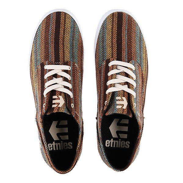 Кеды низкие Etnies Dapper Assorted