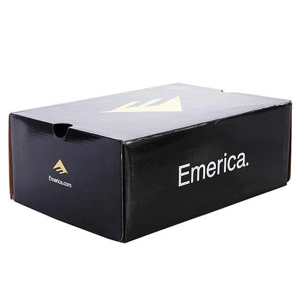 Кеды низкие Emerica Laced By Leo Romero Dark Grey