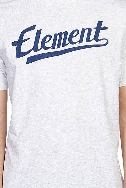 Футболка Element Signature Ss Ash