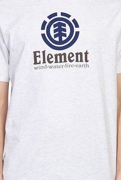 Футболка Element Vertical Ss Ash