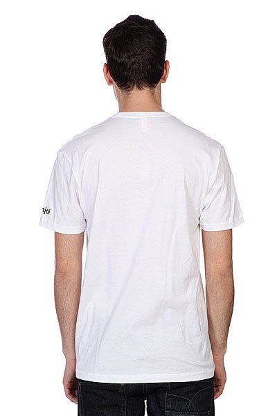 Футболка Enjoi Yes Premium White