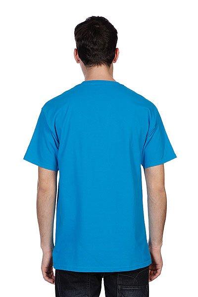 Футболка Enjoi Headvetica Turquoise