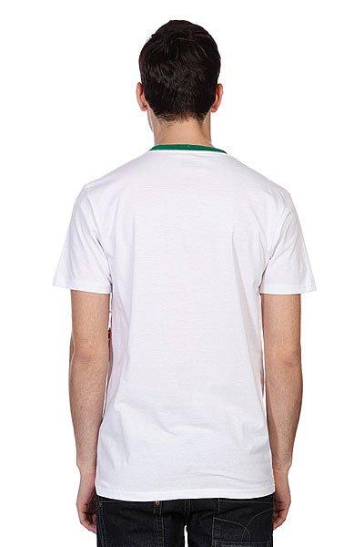 Футболка Enjoi Pockety White
