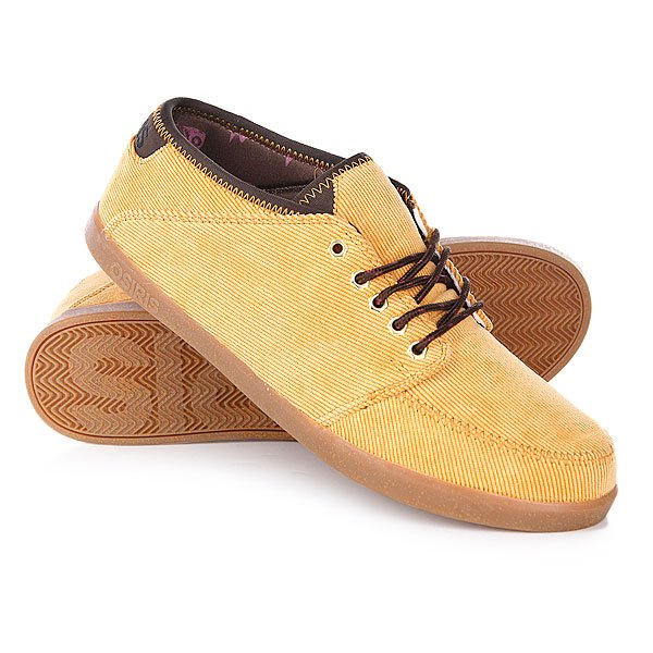 Кеды Osiris Convert Tan/Gum/R Job