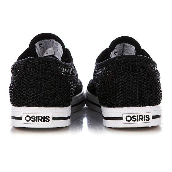 Кеды низкие Osiris Vapor Black/White/Gum