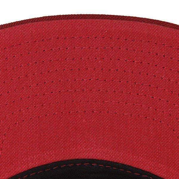 Бейсболка Altamont Decades Snapback Hat Red