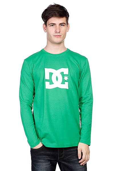Лонгслив DC Star Ls Emerald
