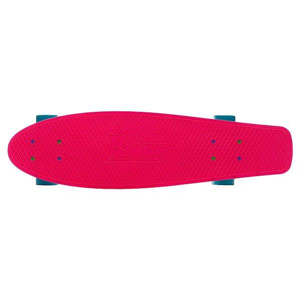 Скейт мини круизер Penny Nickel Ltd Baja Pink 27 (68.5 cм)