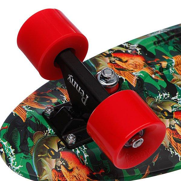 Скейт мини круизер Penny Original Ltd Hunting Green 22 (55.9 см)