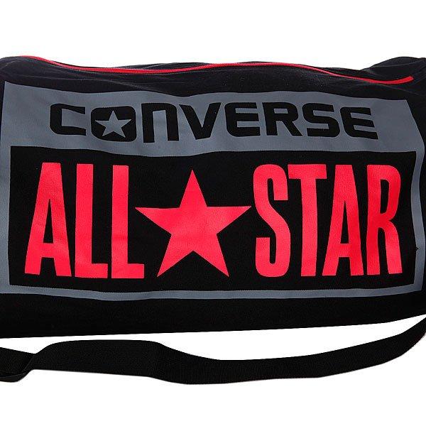 0d07045dfab7 Купить сумку Converse Legacy Duffel Black/Red в интернет-магазине ...