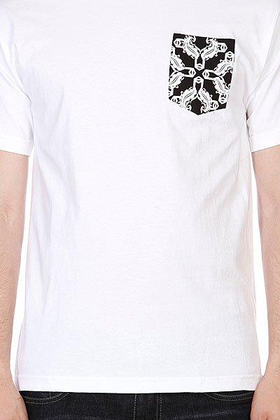 Футболка Sk8mafia Bandana Pocket White