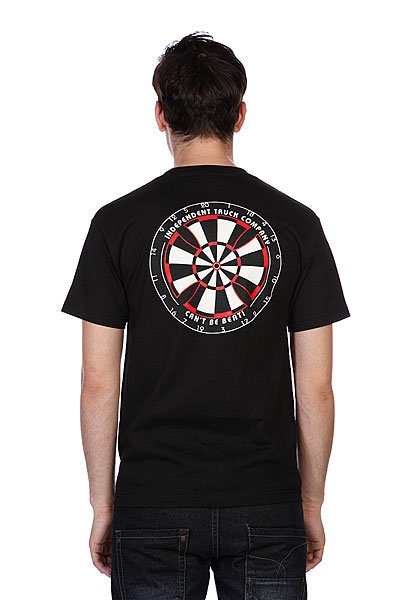 Футболка Independent Bullseye Black