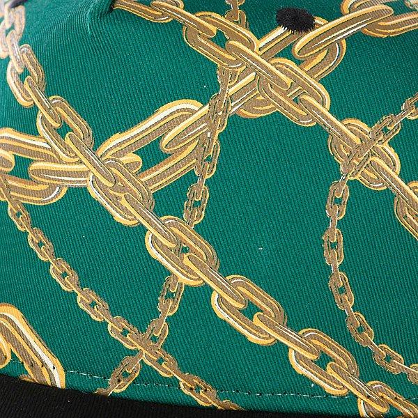 Бейсболка True Spin Chains Green