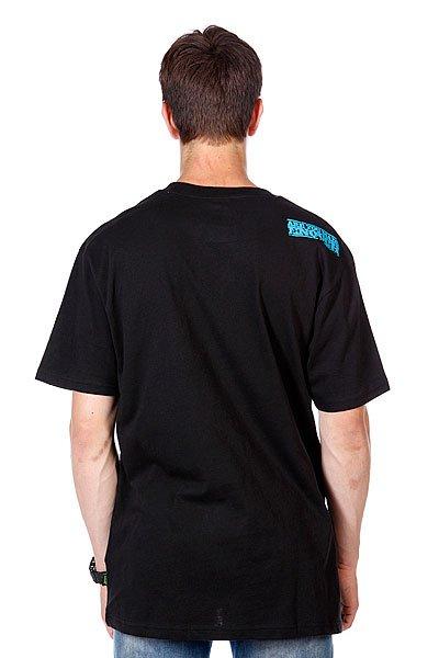 Футболка MGP T-shirt Corpo Skull Black/Blue