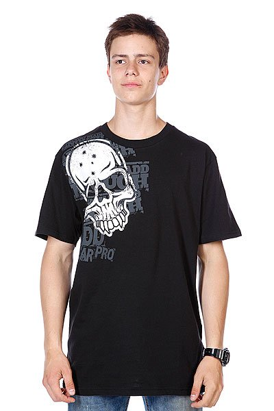 Футболка MGP T-shirt Corpo Skull Black/White