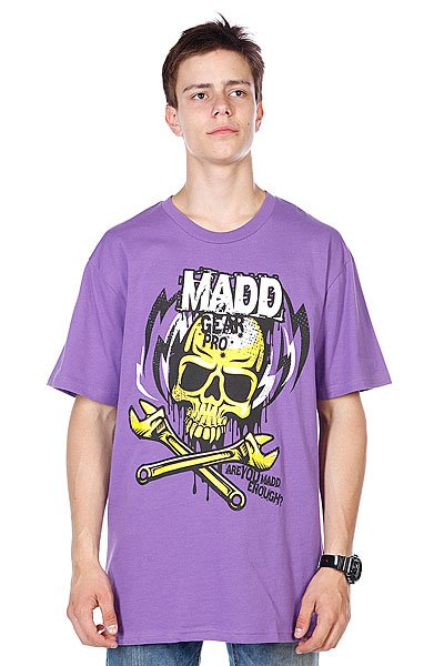 Футболка MGP T-shirt Lightning Bolt Purple