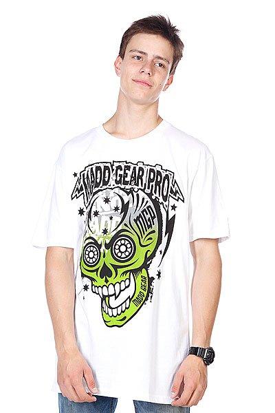 Футболка MGP T-shirt Muerte Skull White