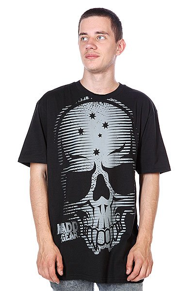 Футболка MGP T-shirt Tremors Grey/Black