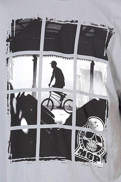 Футболка MGP T-shirt Sectioned Grey
