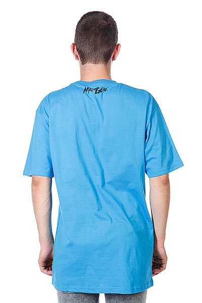 Футболка MGP T-shirt Profiler Blue