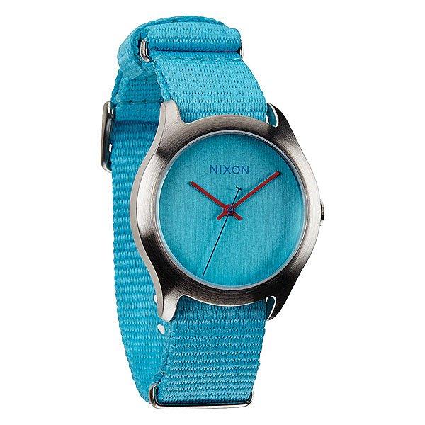 Часы женские Nixon Mod Bright Blue