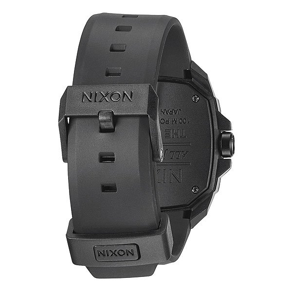 Часы Nixon Ruckus All Black