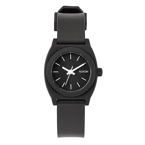 Часы женские Nixon Small Time Teller P Black