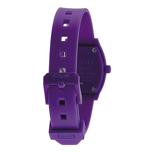 Часы женские Nixon Small Time Teller P Purple