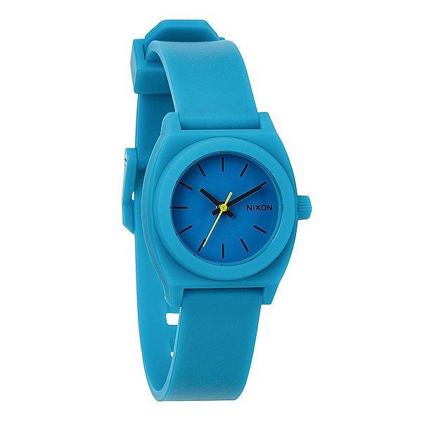 Часы женские Nixon Small Time Teller P Teal