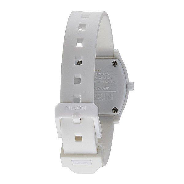 Часы женские Nixon Small Time Teller P White