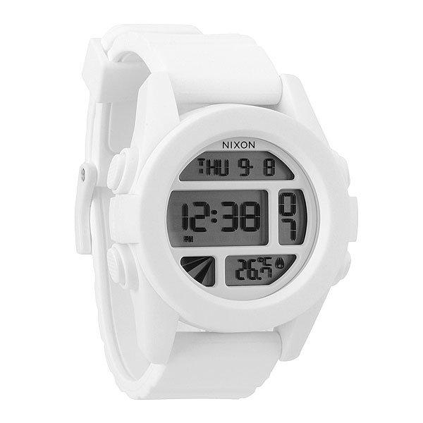 Часы Nixon Unit White