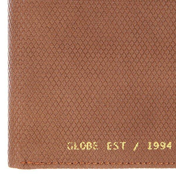 Кошелек Globe Deadwood Wallet Brown