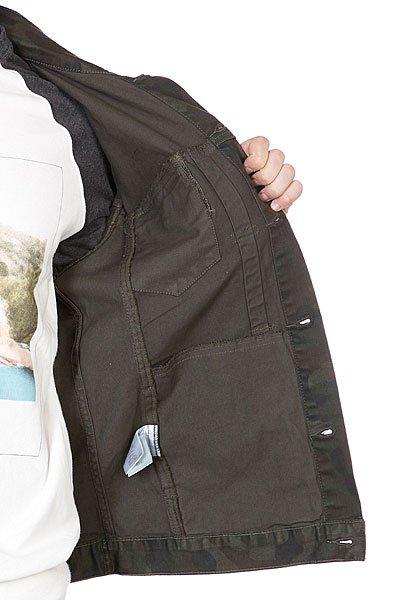 Куртка джинсовая Globe Goodstock Jacket Camo