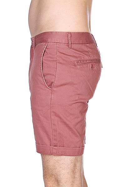 Шорты Globe Goodstock Chino Walkshort Brick Red